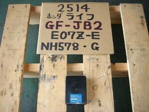 жизнь  * GF-JB2 * E07Z-E/NH578/A/T компьютер  * 38650-S2K-003 *  * 78882km *  Инспекция уже !!(' * ')