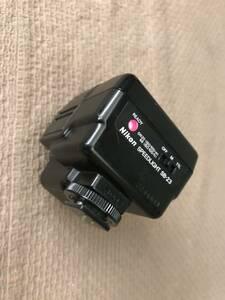 [ free shipping ] Nikon Speedlight SB-23 NIKON strobo