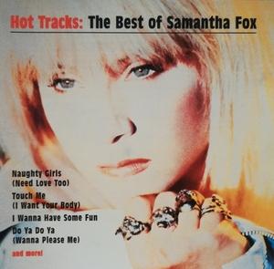 【希少型番/輸入盤】Samantha Fox / Hot Tracks Best of Samantha Fox / サマンサ・フォックス / 755174661525