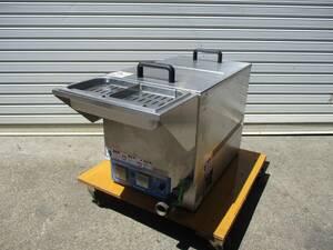 y1362-20 NICHIWA ニチワ 電気スービークッカー 真空調理用加熱器 3相200V SCW-350H 2004年製 中古 厨房