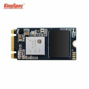 NVMe 256GB 2242 SSD KingSpec M.2 PCIe 即納 新品未使用 NE-256