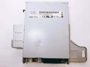 YD103★★NEC PC-98用 内蔵3.5インチ【フロッピー 】 FD1231T