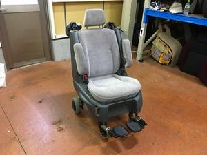 希少【ウェルキャブ リフトアップ 2列目左側シート 電動車椅子 バッテリー2個付】H14 エスティマ MCR30W 福祉 介護 【動作OK】N管理54701