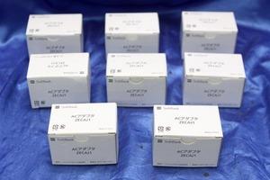 ★未使用品・8個入荷★ SoftBank/純正ACアダプター 【ZECAJ1/元箱・取説付属】 30923S