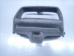 β1205 スズキ ストリートマジック CA1LB (H9年式) 純正 ライトカウル カバー 割れ有り! レンズ取付幅約12.6cm