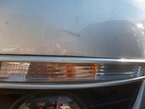 VW パサート ヴァリアント 3C 06年 3CBVY 左パーキングランプ/ウインカーランプ (在庫No:025445) ■