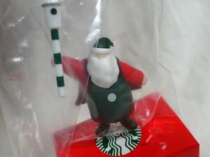 スターバックス ホリデー2018 コーヒーサンタ「杖を掲げた サンタ」STARBUCKS スタバ クリスマス 新品