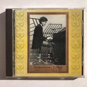 即決 美品 ギルバートオサリバン ベストオブベスト 「Tomorrow, Today」