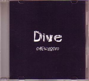 送料込即決 CAPRICCIO.CD「Dive/日常リジューム」PEKO/STR-6654中古
