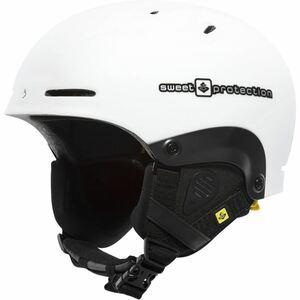 Sweet Protection Blaster MIPS Helmet L/XL Satin White  ...   взрыватель   шлем