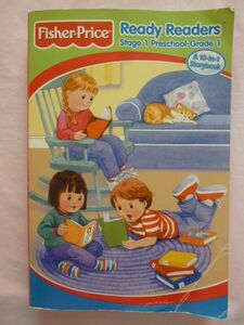 英語絵本 フィッシャープライス Ready Readers, Stage 1 Preschool-Grade 1