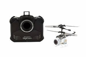 【新品】2.4GHz RCヘリコプター ナノファルコン デジカム カメラ搭載 動画 高性能ジャイロセンサー ラジコン 日本おもちゃ大賞受賞!