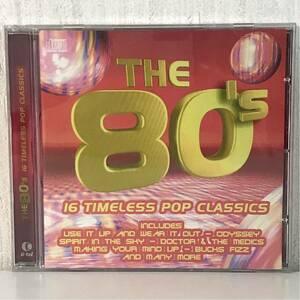 【CD】V.A. - THE 80'S 16 TIMELESS POP CLASSICS / ディスコ / ポップス / ユーロビート