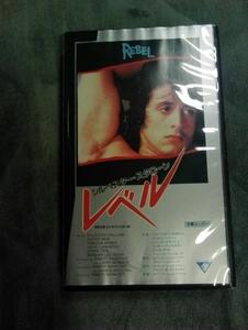 在る時はランボー、また在る時はハムの人、シルベスター・スタローン主演 レベル 元巨人軍ロン・ホワイト 字幕 1980年作品 VHS