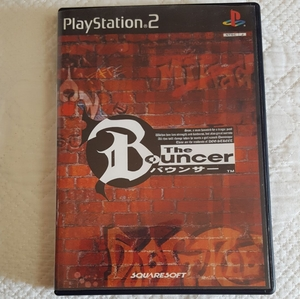 【送料無料】 中古 バウンサー PS2 プレイステーション2 ゲーム ゲームソフト