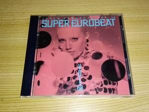 CD「SUPER EUROBEAT VOL.68」スーパーユーロビートVOL.68
