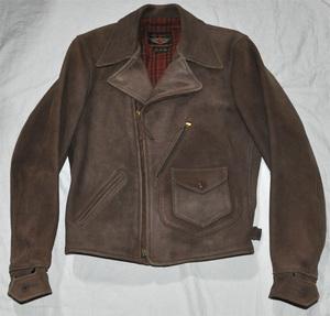 マッコイ ハーレー ライダース ジャケット REAL McCOY'S ハーレーダビッドソン 1930年代 サイクルチャンプ