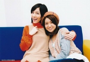 ♪AKB48 SKE★松井珠理奈 大島優子★So long !☆HMV特典生写真