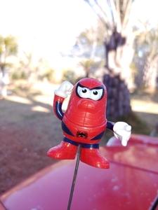 №.25 お宝放出中です…ザ!アメ雑!!アンテナボール(改)(Mr.ポテトヘッド/マーベル)MARVEL スパイダーマン#アメ車 #カスタムカー