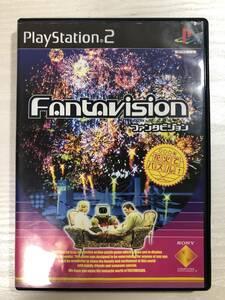 PS2 プレイステーション2 ファンタビジョン