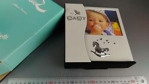 BABY 写真アルバム photo album 思い出 メモリー メモリアル 赤ちゃん 記念 在庫処分 お得 売り切り○38