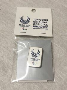 ★即決★新品★ 東京2020パラリンピック エンブレム ピンバッジ スクウェア ★東京2020オリンピック★ピンバッチ