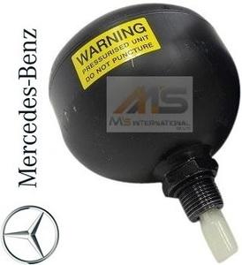 【M's】W220 Sクラス/W215 CLクラス/R230 SLクラス 純正品 ABC車用 リア アキュームレーター 1個//ベンツ AMG 220-327-0215 2203270215