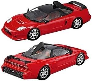【one model】 1/18 ホンダ NSX-R GT ミニカー 完成品(ニューフォーミュラレッド)//1:18 ワンモデル HONDA 18A01-03 4589746683945