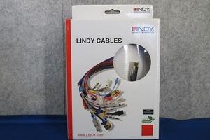 LINDY 4K соответствует Хромированный дизайн высокая скорость HDMI кабель 2.0 CAT2i-sa сеть соответствует TypeA-C 3m в коробке новый товар