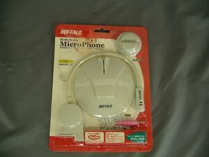 *BUFFALO микрофон ( подставка модель ) BMH-S01/LG* не использовался товар *