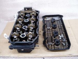 【BST】★カワサキ ZZR1100 C型 純正 シリンダーヘッド 部品取り用