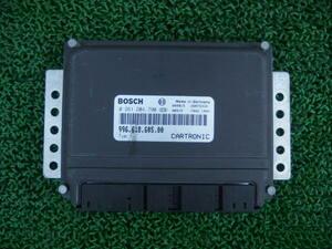 * Porsche Boxster 986 01 year 98665 engine computer -( stock No:A22589) *