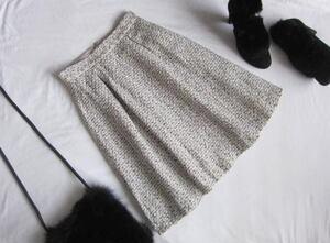 ◆ビームス  BEAMS HEART 新品 ツイード スカート