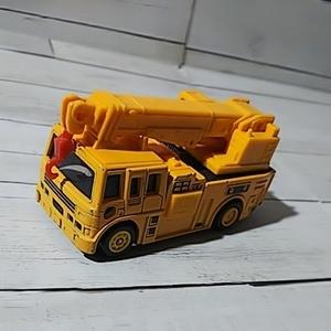 モータートミカ「クレーン車」トラック B/Oトミカ 日本製