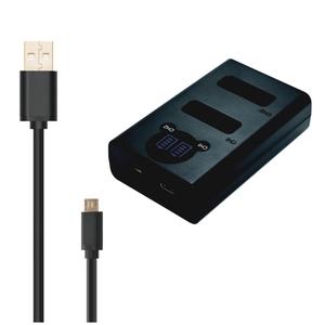 新品 OLYMPUS オリンパス BLN-1 用 USB 急速 デュアル 互換充電器 バッテリーチャージャー BCN-1 純正 互換バッテリーに対応 OM-D E-P5