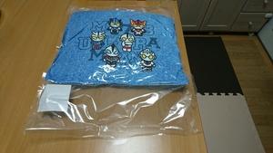 定形外発送510円 2019年M78 ウルトラマン ハッピーバッグ クッション 福袋 限定