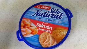ポルトガル スーパー コンティネンテ サーモン パテ 100%ナチュラル 77g シーフード 缶詰め シャケ おつまみ 新鮮素材 サンドイッチにも