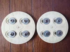 ビンディングプレート BURTON 4×4 バートン バインディング スノーボード スノボ