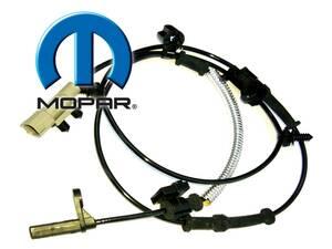 ABS Speed, vehicle speed, sensor, rear left / Dodge, charger, Challenger, Chrysler,300