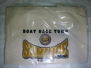 【T1】2015年 ボートレースグランプリトートバッグ/住之江競艇/トートバッグ