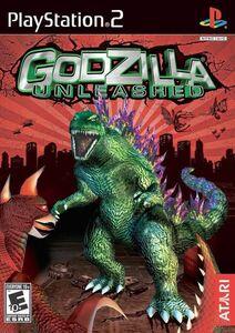 海外限定版 海外版 プレイステーション2 ゴジラ Godzilla Unleashed PS2