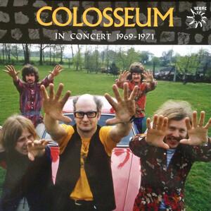 Colosseum コロシアム - In Concert 1969 -1971 二枚組アナログ・レコード