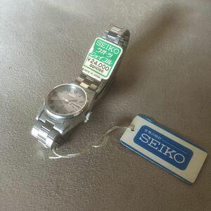 K13 SEIKO Seiko Joy полный кварц наручные часы 2623-0150 неиспользуемый товар с биркой текущее состояние утиль