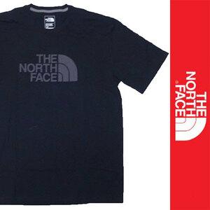 新品 THE NORTH FACE S/S T-SHIRT ザ ノースフェイス 半袖 Tシャツ ブラック アウトドア L ハーフドーム 正規品