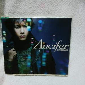 CD 堕天使BLUE/リュシフェル(Λucifer) レンタル落ち 8センチCD