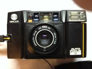 ミノルタカメラ MINOLTA AF-S QUARTZ ジャンク品