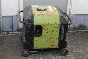 ジャンク!! ホンダ 発電機 EX22 HONDA サイクロコンバーター