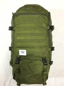 カリマーSF オーディン 75 オリーブ バックパック karrimor sf ODIN 75 OLIVE backpack サバゲー、キャンプ、登山、SAS、イギリス軍