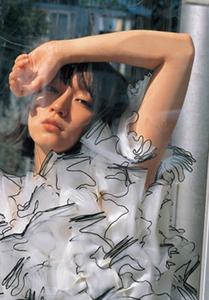 吉岡里帆2 女優 L版写真10枚 下着 水着