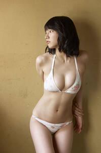 吉岡里帆1 女優 L版写真10枚 下着 水着